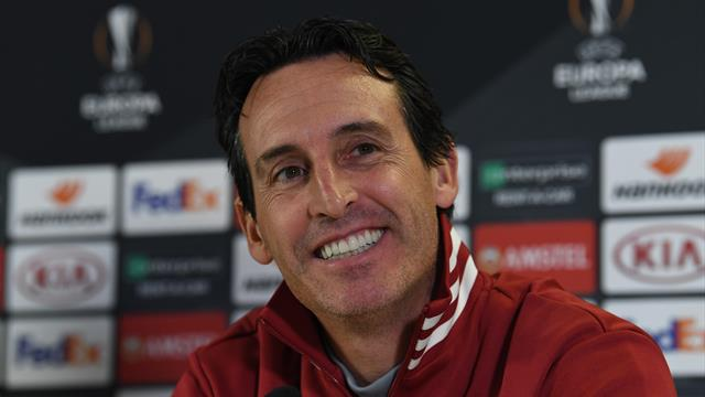 Emery happy with Arsenal progress despite fans criticism