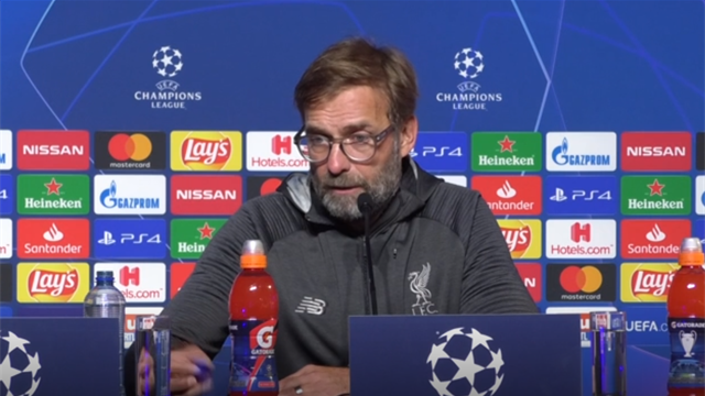'All our goals were unbelievably beautiful' - Klopp