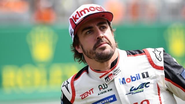 Neues Motorsport-Kapitel: Alonso startet bei Rallye-Klassiker