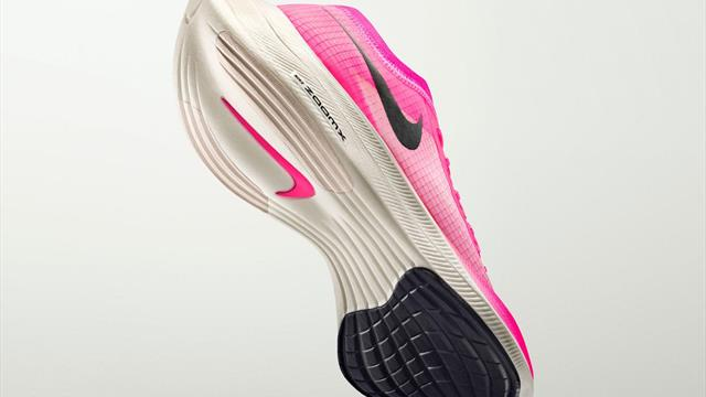Conoce al detalle las 'zapatillas milagrosas' que están haciendo historia en el atletismo