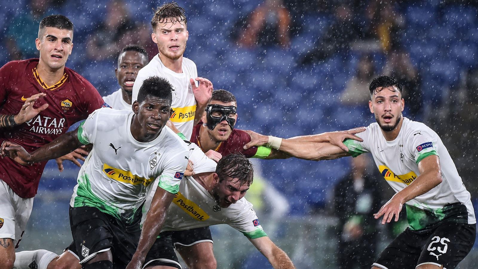 Spielstand Borussia Mönchengladbach
