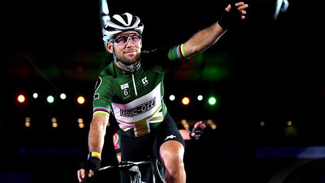 Cavendish speeds to Derny victory