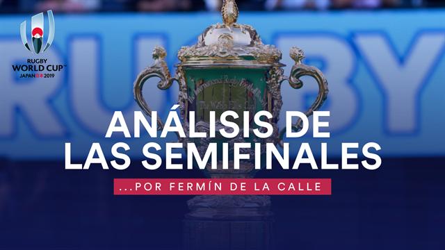 Copa del Mundo de Rugby: La Guerra de los hemisferios