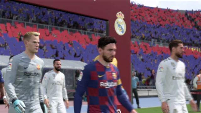 Liga Virtual: Así habría quedado el Clásico si no se hubiera aplazado
