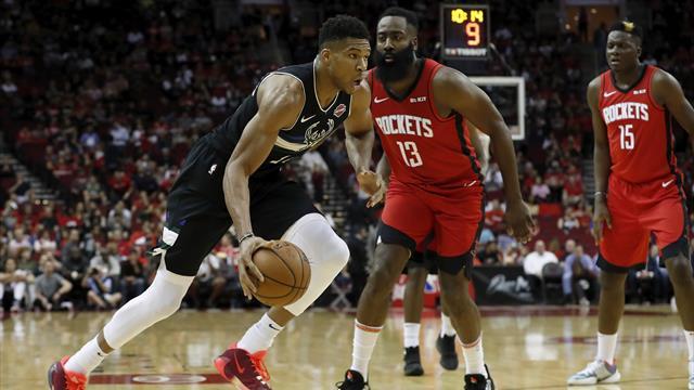 Giannis gâche la première du duo Harden-Westbrook, la leçon des Clippers