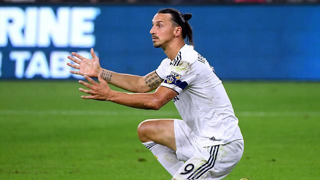 Le Los Angeles FC de Vela sort le Galaxy d'Ibrahimovic et va en finale de conférence