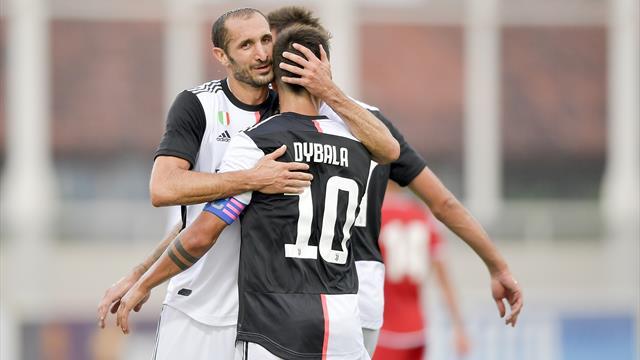Juventus, Giorgio Chiellini su Cristiano Ronaldo: