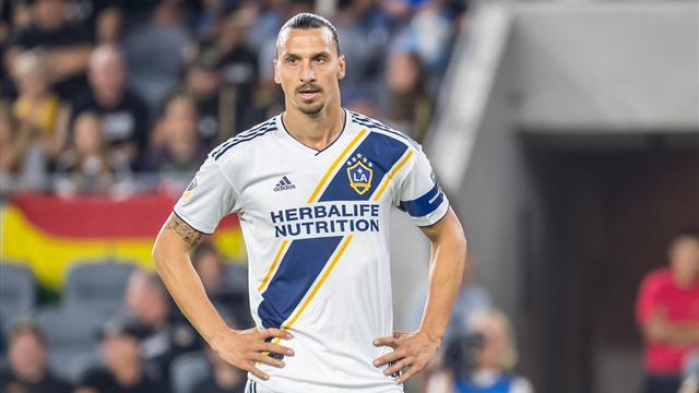 LA Galaxy bekrefter at Zlatan forlater klubben