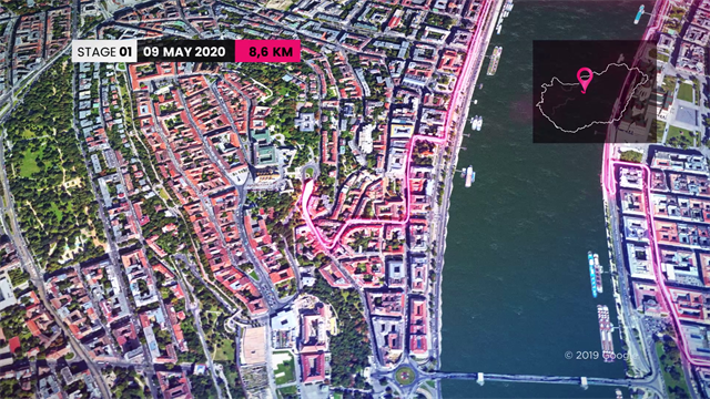 Giro 2020: Game of Thrones inspired stage-by-stage route