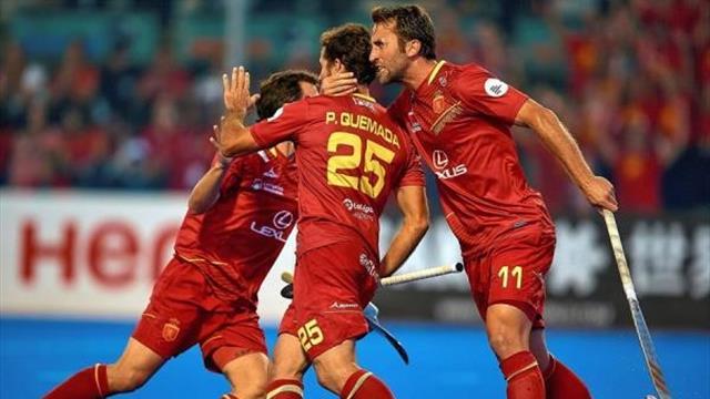Preolímpico de hockey hierba: España no falla y estará en los Juegos Olímpicos de Tokio