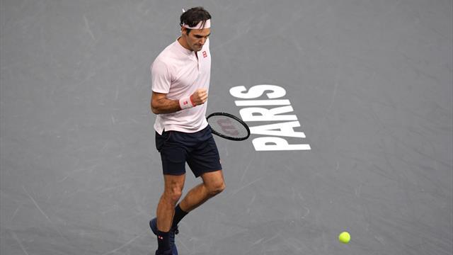 """Federer en lice à Bercy ? Forget """"garde espoir"""""""