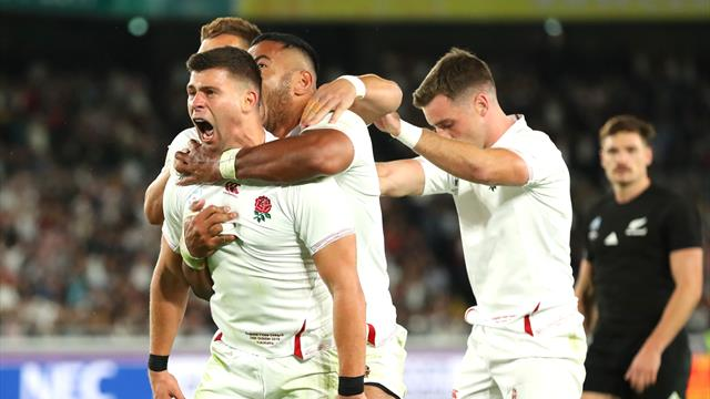 All Blacks eliminati! Nuova Zelanda ko 19-7, l'Inghilterra è in finale del Mondiale