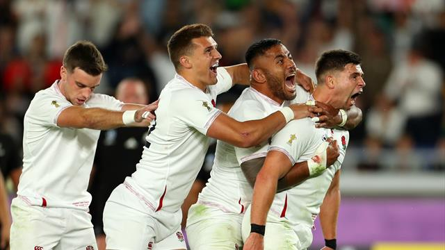 Brilliant England end New Zealand run to reach World Cup final