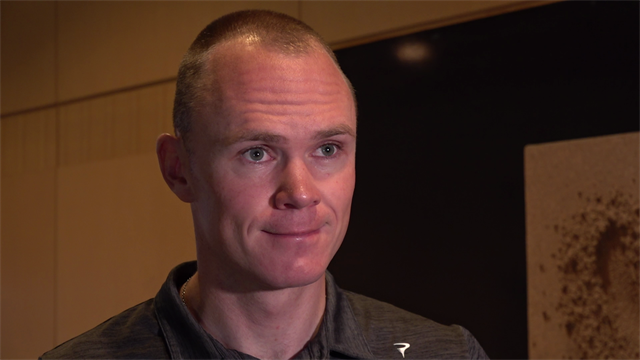 Froome reveals he still needs surgery on hip and elbow injuries