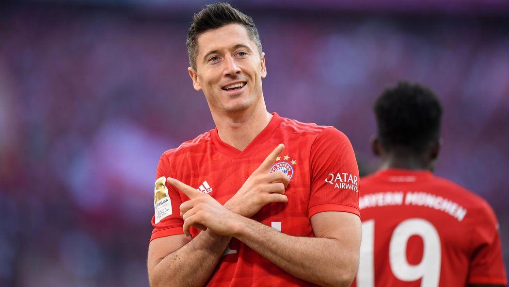 Calendrier Bundesliga 2.Inarretable Lewandowski S Offre Un Nouveau But Et Un