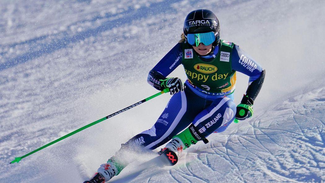 Alpine Skiing At The 2020 Olympic Winter Games.Alpine Skiing Alice Robinson To Miss Killington With Bone