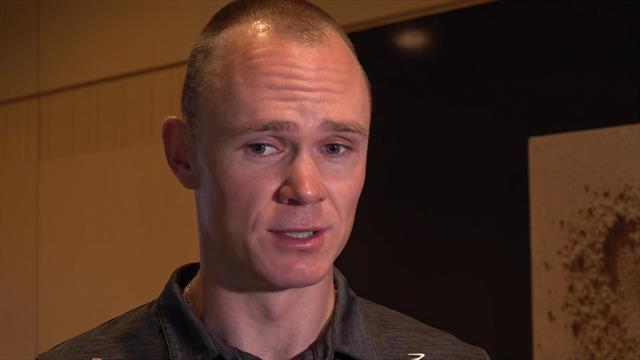 Froome: I am not ready to race yet