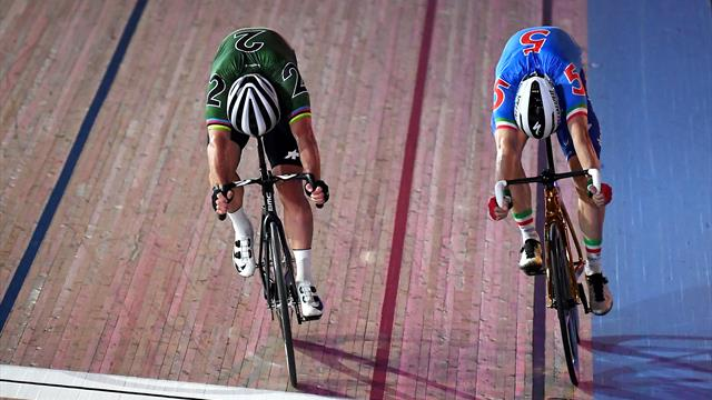 Viviani doubts Cavendish will appear at Tokyo