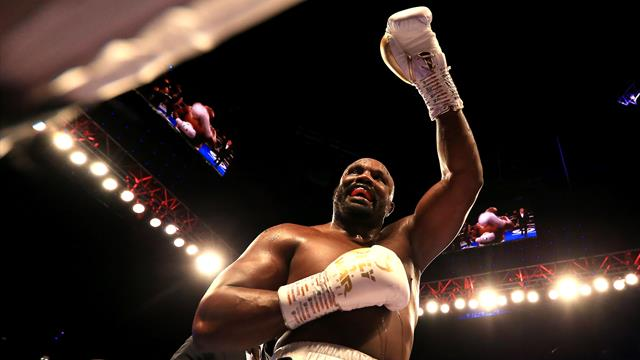 World Boxing Super Series: Derek Chisora destroza a Price en el cuarto asalto