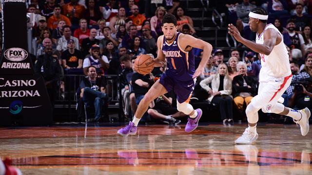 Les Clippers chutent, Toronto se relève, Westbrook dépasse Magic Johnson