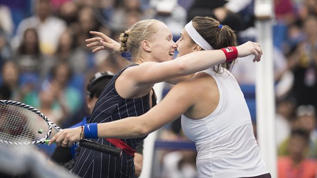 Aryna Sabalenka earns third title of 2019 after winning WTA Elite Trophy