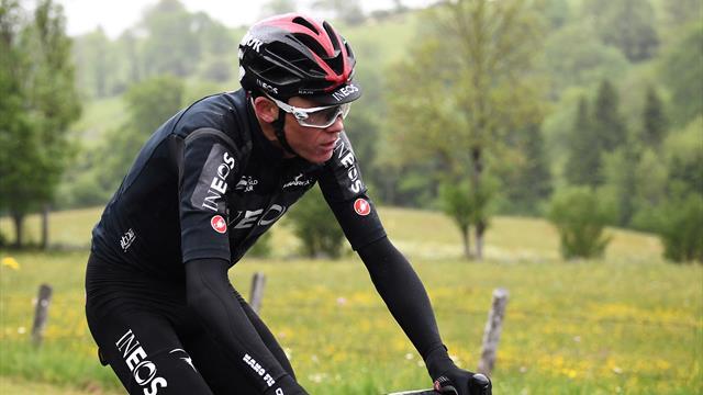 Pas de Giro pour Froome en 2020 mais le Tour comme objectif
