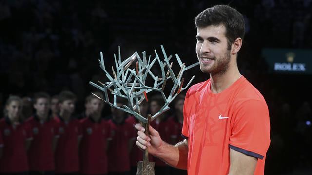 Duel Nadal-Djokovic et bataille pour le Masters : Bercy, coeur de luttes capitales