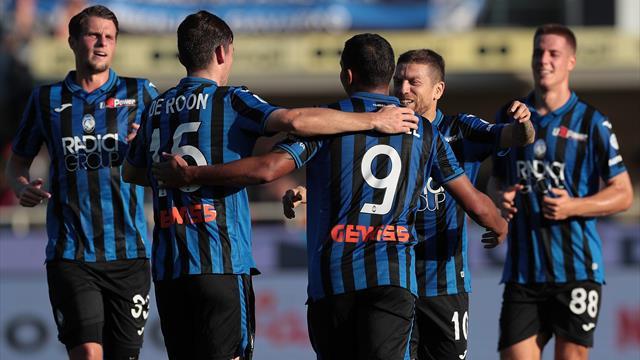 Sampdoria-Atalanta: probabili formazioni e statistiche