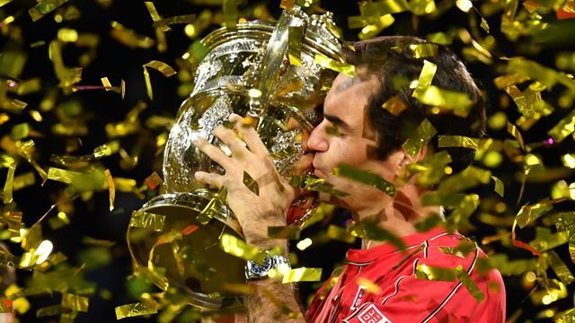 Federer puissance dix