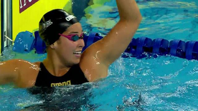 International Swimming League | Kromowidjojo wint weer op nieuwe specialiteit