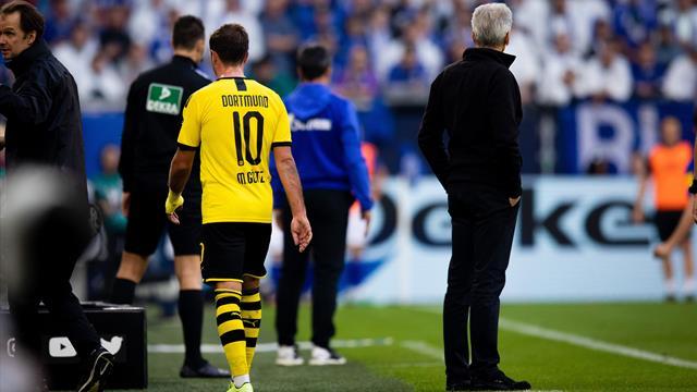 Infortunio Reus, il calciatore del Dortmund out dopo 29 minuti: salta l'Inter?