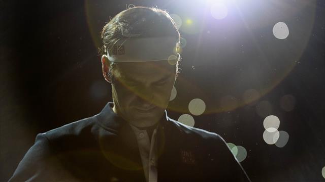 Bercy, ça sera sans Federer