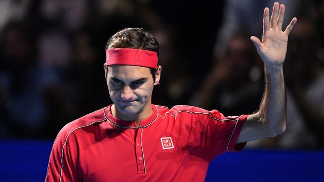 """L'ATP Cup sans Federer pour """"raisons familiales"""""""