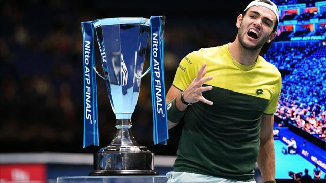 Matteo Berrettini si qualifica per le ATP Finals di Londra se...