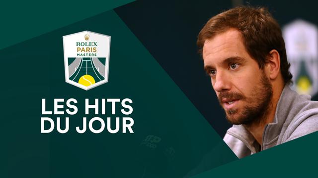 """""""Déclarer forfait le même jour que Federer, c'était tactiquement très juste"""""""