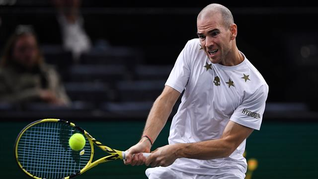 Tranquille face à Ruud, Mannarino rejoint Nadal