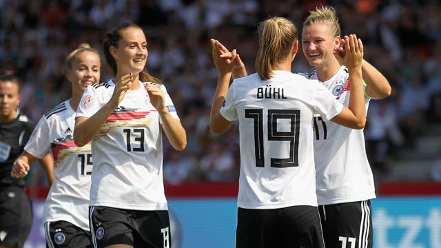 DFB-Frauen bei Eurosport: England gegen Deutschland im ausverkauften Wembley live im Free-TV