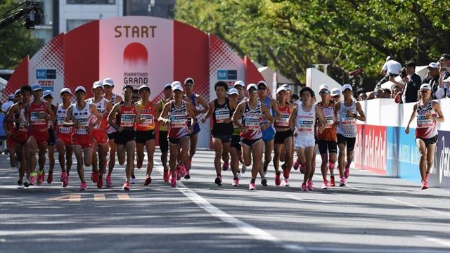 El COI llega a Tokio en medio de la polémica sobre el cambio del maratón a Sapporo