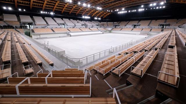 Tokio 2020: Acabado el Centro Olímpico de Gimnasia de Ariake, una sede temporal construida en madera