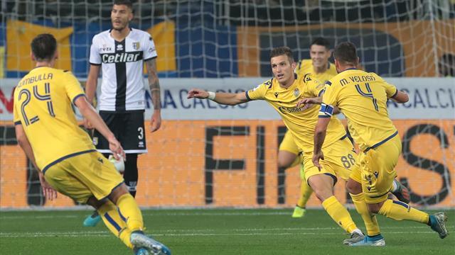 """Résultat de recherche d'images pour """"Parma 0:1 Verona"""""""