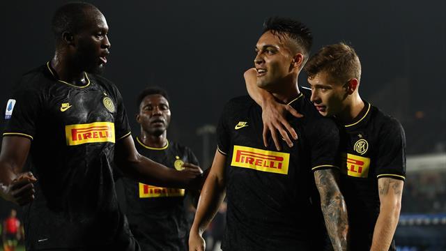 Le formazioni ufficiali di Inter-Verona: sempre Lukaku-Lautaro davanti, c'è l'ex Salcedo