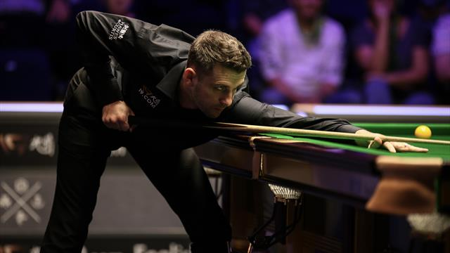 World Open Yushan: Selby is in vorm en wint overtuigend van Saengkham