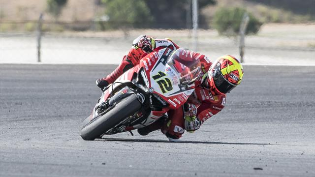 Xavi Fores to return to WorldSBK with Kawasaki Puccetti