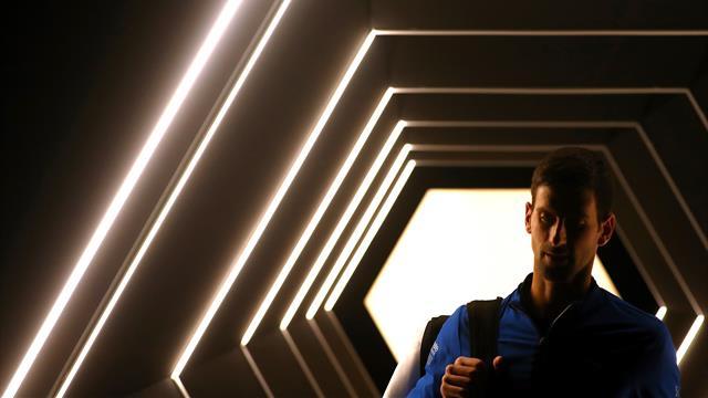 """Djokovic affaibli : """"Ce n'est pas l'idéal mais il faut faire avec"""""""