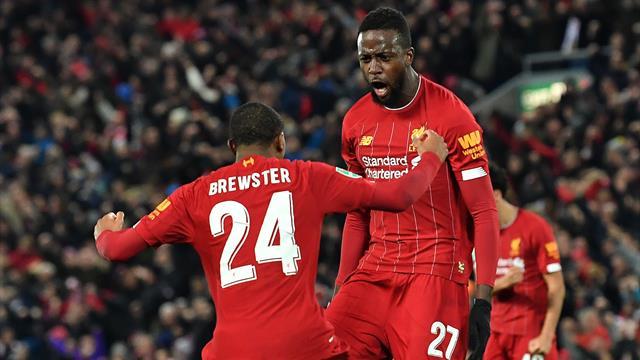 5:5 - dann Elfer-Krimi! Liverpool gewinnt verrücktes Spiel gegen Arsenal