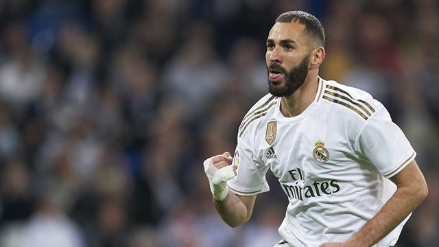 """Aulas estime """"possible"""" le retour de Benzema à Lyon"""