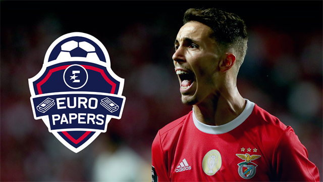Arsenal and Spurs battle for 'next Jordi Alba' – Euro Papers