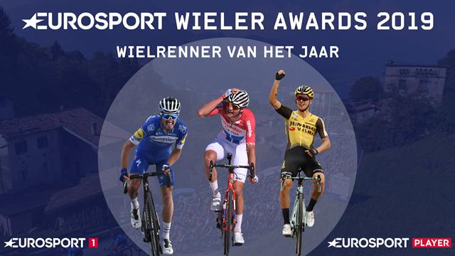 Eurosport Wieler Awards 2019   Wielrenner van het jaar