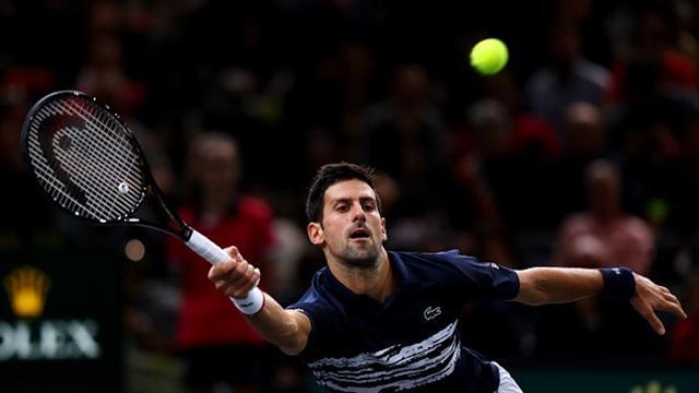 Plus solide mais toujours pas génial, Djokovic a battu Edmund