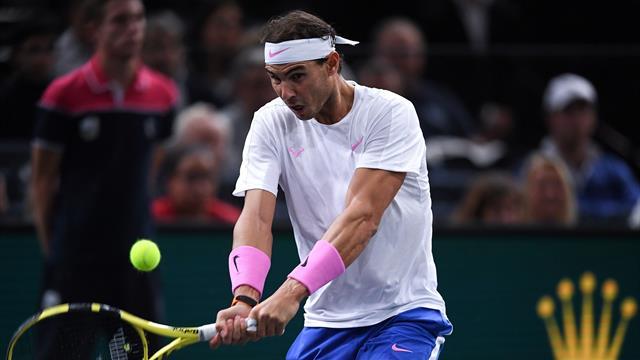 Comment le lob de défense de Nadal peut être redoutable